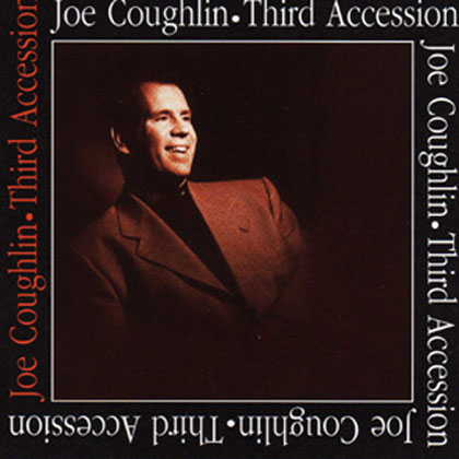 Third Accession Album cover Joe Coughlin