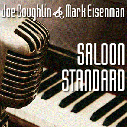 Album cover for 'Saloon Standard' by Joe Coughlin